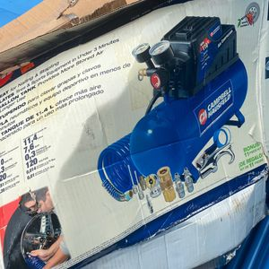 Campbell Hausfeld Air Compressor for Sale in Belle Isle, FL