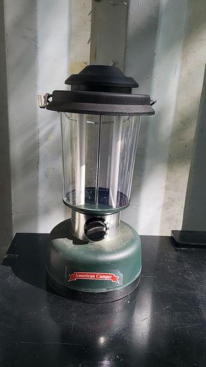 American camper lantern battery power for Sale in Mount Ulla, NC