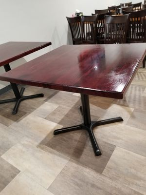 Heavy restaurant dining table for Sale in Lacey, WA