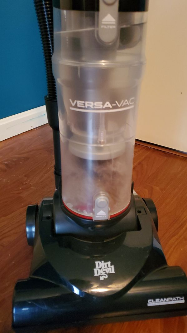 Small Dirt Devil Vacuum