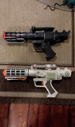 Vintage Toy Star Wars Blasters Toys for Sale in East Amherst, NY