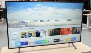 """Samsung UN55NU7100 55"""" (UN55NU7100FXZA) NU7100 Smart 4K UHD TV for Sale in Turlock, CA"""