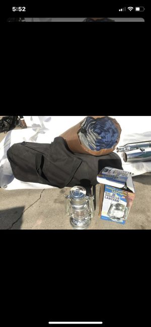 Camping package for Sale in Lynwood, CA