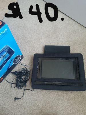 Portable dual DVD player. for Sale in Sanford, NC