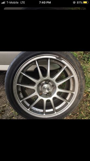 "17"" rims for Sale in Columbus, OH"