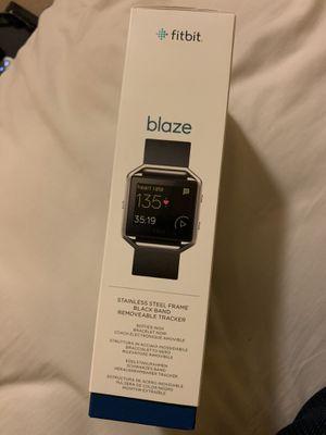 Smart fitness watch fitbit blaze new. for Sale in Kissimmee, FL