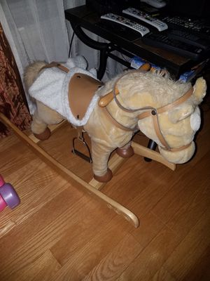 Rocking horse for kids for Sale in Frederick, MD