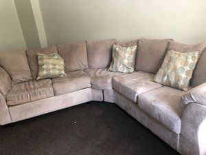 Sectional couch for Sale in Trafford, PA