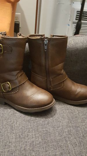 Girls boots Carter's size 10 for Sale in Garden Grove, CA
