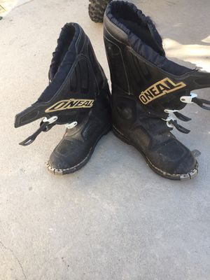 Motorcycle boots for Sale in San Diego, CA