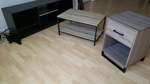 TV stand, nightstand for Sale in Oakland, CA