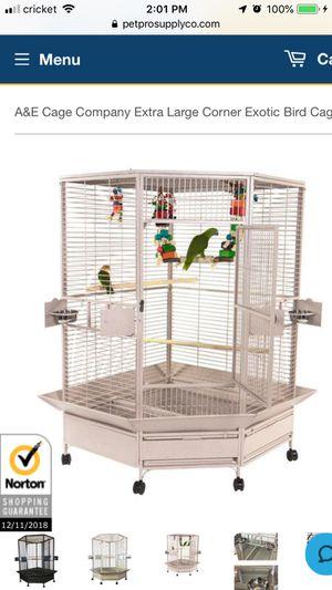 XL Bird Cage for Sale in Austin, TX