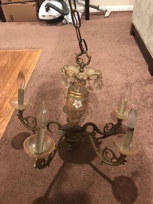 Chandelier for sale for Sale in Silver Spring, MD