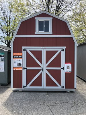 10 x 16 Tuff Shed TB-700 (free installation) for Sale in Annapolis, MD