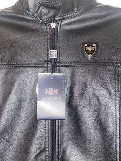 Emperio & Co leather jacket men's S for Sale in Jonesboro,  GA