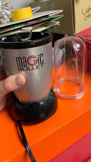 Magic bullet excellent condition with two cups for Sale in Discovery Bay, CA
