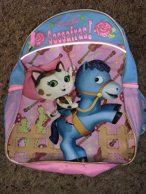 Girls backpack $3 for Sale in Clovis, CA