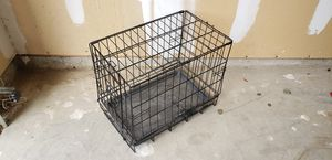 Small dog crate for Sale in Coppell, TX