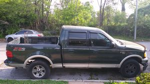 2002 ford f150 Lariat FX4 off-road fully loaded for Sale in St. Louis, MO