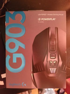 Logitech g903 gaming mouse + g640 mousepad for Sale in West Covina, CA