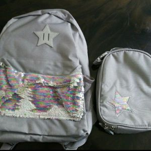 Girls Backpack And Lunch Box Set New for Sale in Fort Lauderdale, FL