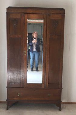 Mirror Wardrobe Closet for Sale in West Linn,  OR