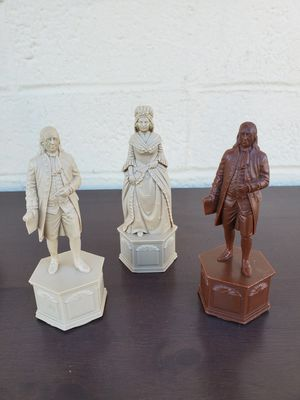 Benjamin Franklin Plastic Statues for Sale in Las Vegas, NV