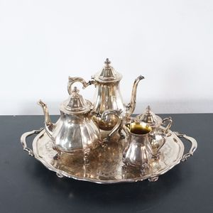 Silver Tea Set (1027919) for Sale in South San Francisco, CA