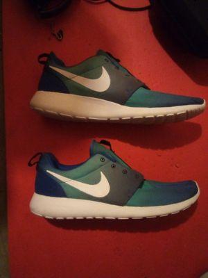 Men's Nike Roshe One Print Game Royal for Sale in Seattle, WA