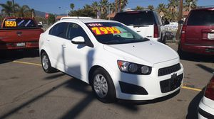 Chevy Sonic LT 2014 financing available for Sale in Lake View Terrace, CA