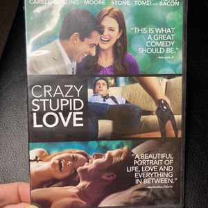 Crazy, Stupid, Love DVD for Sale in Sunnyvale, CA