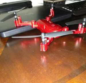 New in box, new style... 360. Headless. WiFi video photo. 100 meters, 2.4 ghz. New folding propeller arms. Lights. Auto return push button. $99... for Sale in West Palm Beach, FL