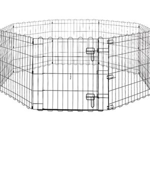 Dog gate/kennel/ with door for Sale in Lake Arrowhead, CA
