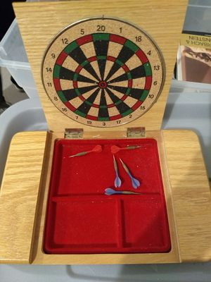 Desktop dart set for Sale in Sioux Falls, SD