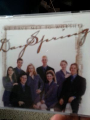 CD, Dayspring, We Have Met to Worship for Sale in Portland, OR