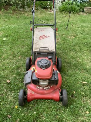 Craftsman Push Lawnmower (Runs) for Sale in Moorestown, NJ