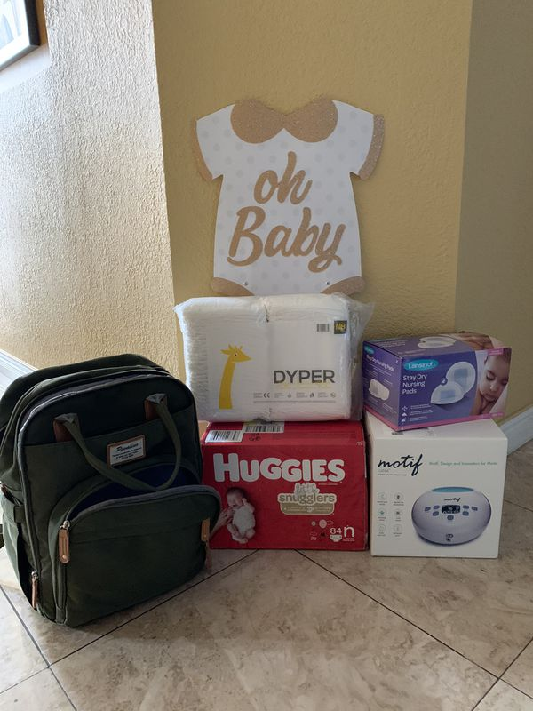 Newborn & New Mom Bundle