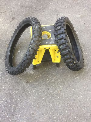 Dunlop dirtbike tires for Sale in Shamong, NJ