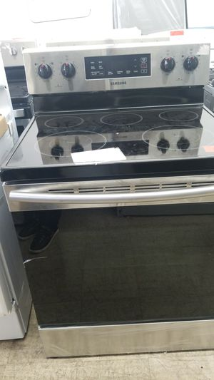 Samsung electric stove for Sale in Chicago, IL