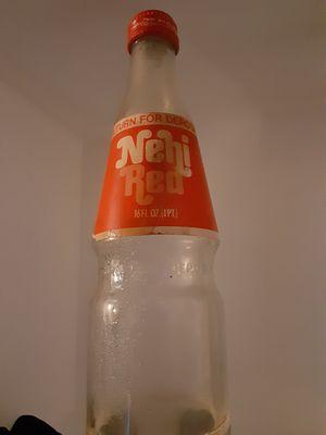 antique Nehi Red soda bottle for Sale in San Antonio, TX