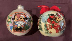 Santa Mickey Ornaments for Sale in Renton, WA