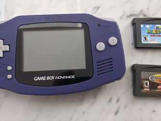 Game Boy Advance + 2 Games & Case for Sale in Seattle,  WA