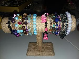 Handmade stretch bracelets for Sale in Northumberland, PA