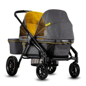 evenflo-pivot-xplore-all-terrain-double-stroller-wagon-adventurer-gray for Sale in Englewood, CO