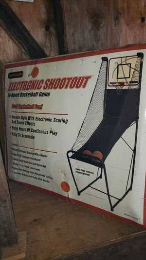 Electric shoot out arcade basketball game for Sale in Los Angeles, CA