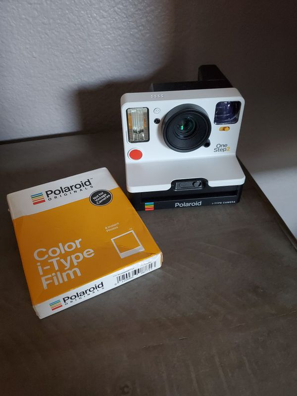 Polaroid Camer and Film