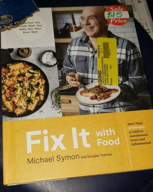 Fix it with food book for Sale in China Grove, NC