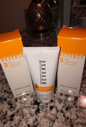 Rodan and Fields Reverse Skin Lightening Treatment for Sale in Fort Worth, TX