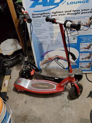 2 Razor scooters for Sale in Seattle, WA