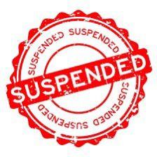 Got a suspended license